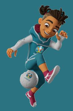 Euro 2021 mascotte